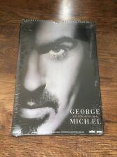 ❣RARE❣SEALED & MINT OFFICIAL 1997 CALENDAR Older~George Michael (Wham!)