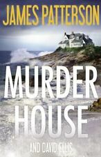 The Murder House by James Patterson and David Ellis (2015, CD, Unabridged)