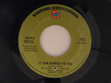 Sacha Distel 45 IT CAN HAPPEN TO YOU / MELODIE D'AMOUR ~ WB VG to VG+ pop.