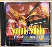 ALFREDO RODRIGUEZ, PATATO Y TOTICO - SONIDO SOLIDO - CD