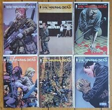 Walking Dead Issue 151-156 (Vol 26) NM 1st Print Complete Set of 6 Image Comics