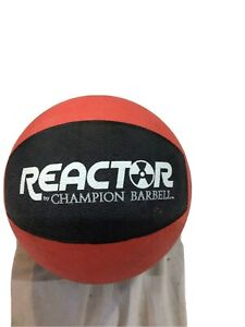 Reactor by Champion Barbell 4.4 lb.  2kgs Medicine Ball