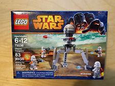 LEGO Star Wars 75036 Utapau Troopers NEW
