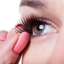 Natural 3D Magnetic False Eyelashes No Glue Handmade Extension Eye Lashes New