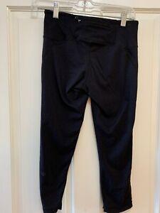 Lululemon Black Leggings Size 4-6 Excellent Shape