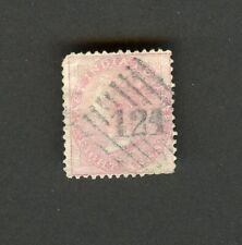 INDIA STAMPS SCOTT 25 USED THIN CV $95 LOT 226