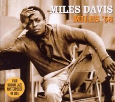 Miles Davis Miles '58-Porgy And Bess/Milestones/Somethin' Else 3-CD NEW SEALED