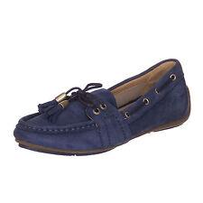 SEBAGO scarpa shoes donna woman blue EU 37,5 - 662 G52