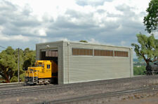 Bachmann #35115 HO SCALE Single-Stall Engine House Shed~MINT in BOX