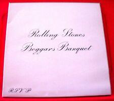 The Rolling Stones Beggars Banquet LP UK ORIG '68 Decca SKL.4955 1st Press VINYL
