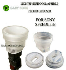 Gary Fong lightsphere CLOUD Collapsible FOR SONY SPEEDLITE HVL-F36AM HVL-F42AM