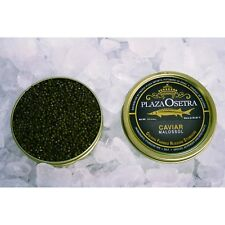 Plaza Osetra Golden Farmed Sturgeon Caviar 8.8 oz