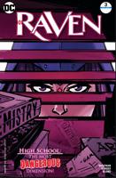 RAVEN #3 DC COMICS 2016  COVER A 1ST PRINT  RARE !
