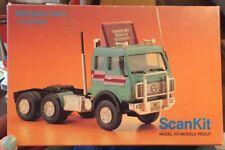 Super Rare! ScanKit 1/72 Scale Model Kit #3050 Mercedes 2238 S