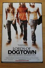 Lords of Dogtown - Zephyr Z-Flex Jay Adams Peralta Alva 11x17in. Movie Poster