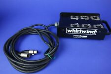 Medusa Whirlwind Audio Snake multiple wiring systems