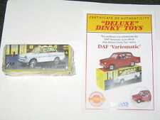 DINKY ATLAS DELUXE DAF VARIOMATIC #508 (New/Mint/Sealed)
