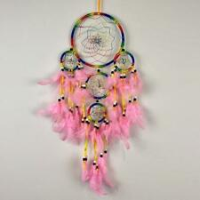 Dream Catcher with feather Caught Dreams Wall Hanging Ornament Home Decor 52cm