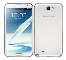 "New Unlocked Original Samsung Galaxy Note II GT-N7100 16GB 5.5"" Smartphone White"
