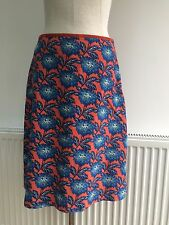 Seasalt Recital Skirt - Carnelian Bloom - UK10 EU38 - Sales Sample SAVE!