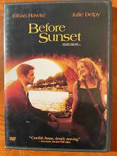 Before Sunset (Dvd, 2004) - Ethan Hawke, Julie Delpy
