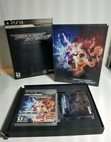 Tekken Hybrid -- Limited Edition (Sony PlayStation 3, 2011) Complete Namco PS3