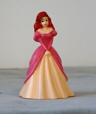 "Disney PRINCESS ARIEL 3""  High PVC Figurine LITTLE Mermaid CAKE TOPPER etc"