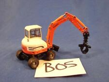B05 Siku 1:50 Scale Diecast Schaeff HML 32 Compact Excavator Grapple Loader