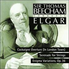 SIR THOMAS BEECHAM CONDUCTS ELGAR NEW CD