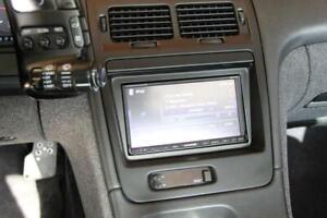 1990-1999 300ZX Double Din Radio Bezel LHD Version