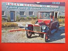 POSTCARD SMOKY MOUNTAIN CAR MUSEUM - 1916 PIERCE ARROW SERIES FOUR