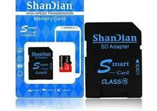MICRO SD Memory Cards 8GB 16GB 32GB 64GB (TF Class 10)