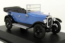 Oxford 1/43 Scale AHT004 Austin Healey Twelve Kingfisher Blue Diecast Model Car