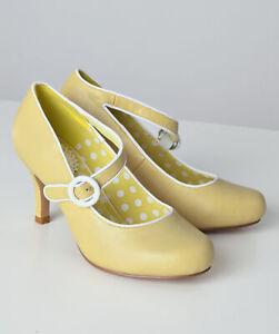 Joe Browns Womens Retro Pastel Shoes