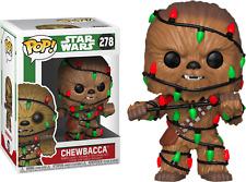 Funko Pop! Star Wars Holiday - Chewbacca w/Lights  (In Stock!) Vinyl Figure