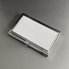 Sublimation Business Card Holder