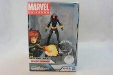 Hasbro Marvel Universe Action Figure 3.75 Toys R Us Black Widow Light Up Base