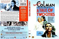A Tale of Two Cities ~ New DVD ~ Ronald Coleman, Elizabeth Allan (1935)