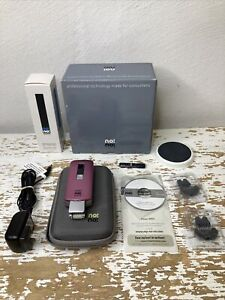 NO! NO! HAIR Professional Hair Removal Device For Face and Body w/Original Box