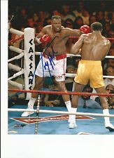 Larry Holmes Boxing Autograph 8X10 W/ Proof