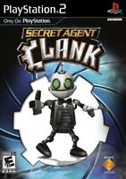 Secret Agent Clank - Sony PlayStation 2 PS2
