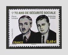FRANCE 2015 - YT 4981 SÉCURITÉ SOCIALE 70 ANS - MNH