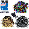 100/200/300 LED Solar String Fairy Lights Outdoor Party Xmas Tree Waterproof AU