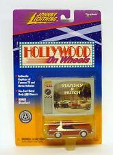JOHNNY Rayo STARSKY & Aparador Hollywood ON WHEELS die-cast coche MOC 1998