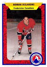 1991-92 ProCards AHL IHL #75 Norman Desjardins