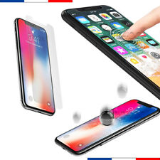PROTECTION ÉCRAN POUR IPHONE X VITRE FILM VERRE SCREEN HD GLASS PROTECTOR 9H