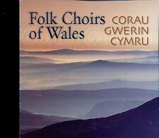 Folk Choirs Of Wales / Corau Gwerin Cymru - MINT