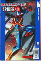 Ultimate Spiderman #16 (Vol. 1) 2002 Bendis