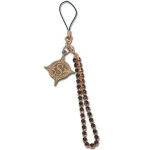 Star Driver School Crest Cell Phone Charm