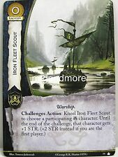 A Game of Thrones 2.0 LCG - 1x Iron Fleet Scout #079 - Base Set - Second Edition
